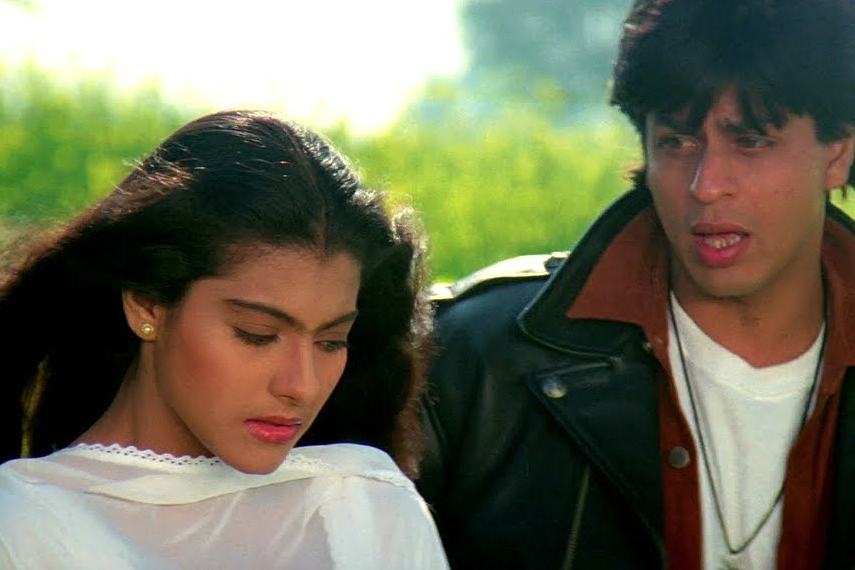 The song 'Tujhe Dekha To' has to be hands down one of the most romantic duets in Hindi cinema