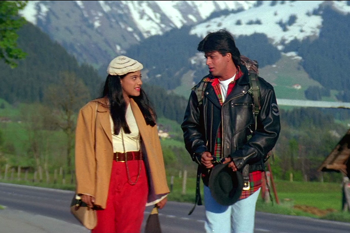 DDLJ  re-introduced Indian audiences to the wonders of Europe