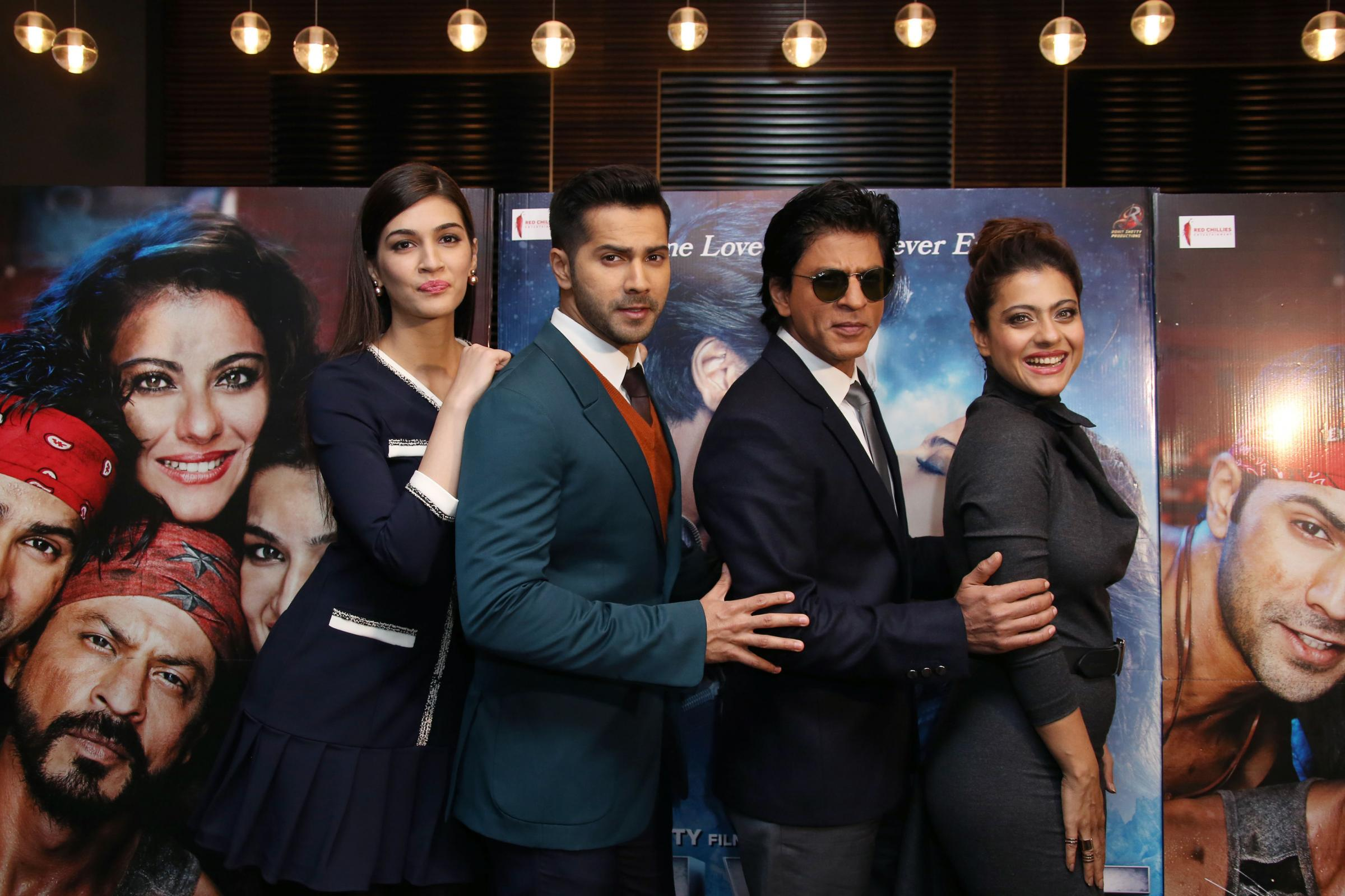 Team  Dilwale  dazzle London