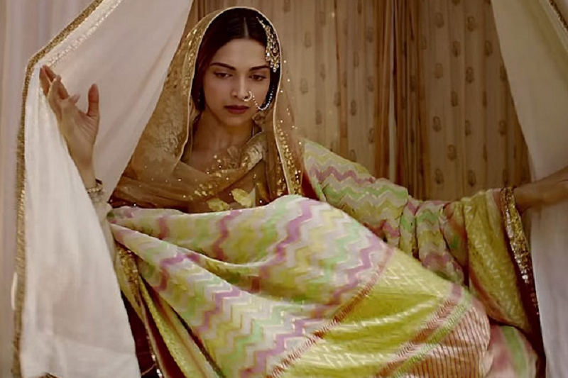 Deepika is tremendous in the film
