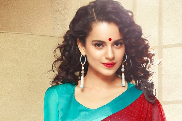 Kangana in all her ethnic chic in  Tanu Weds Manu Returns