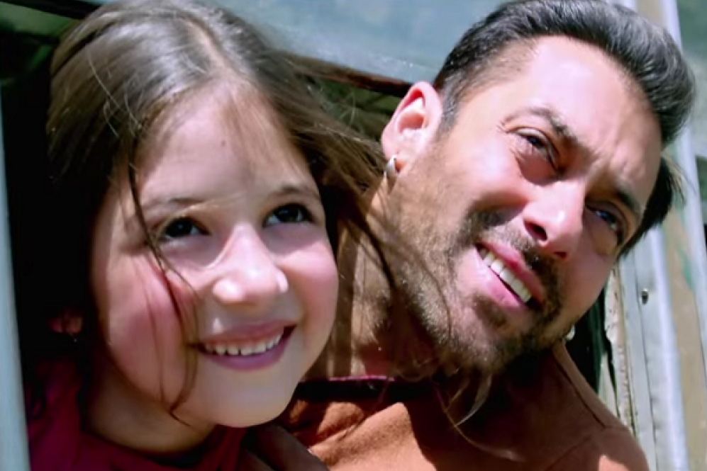 Harshaali was the discovery of the year