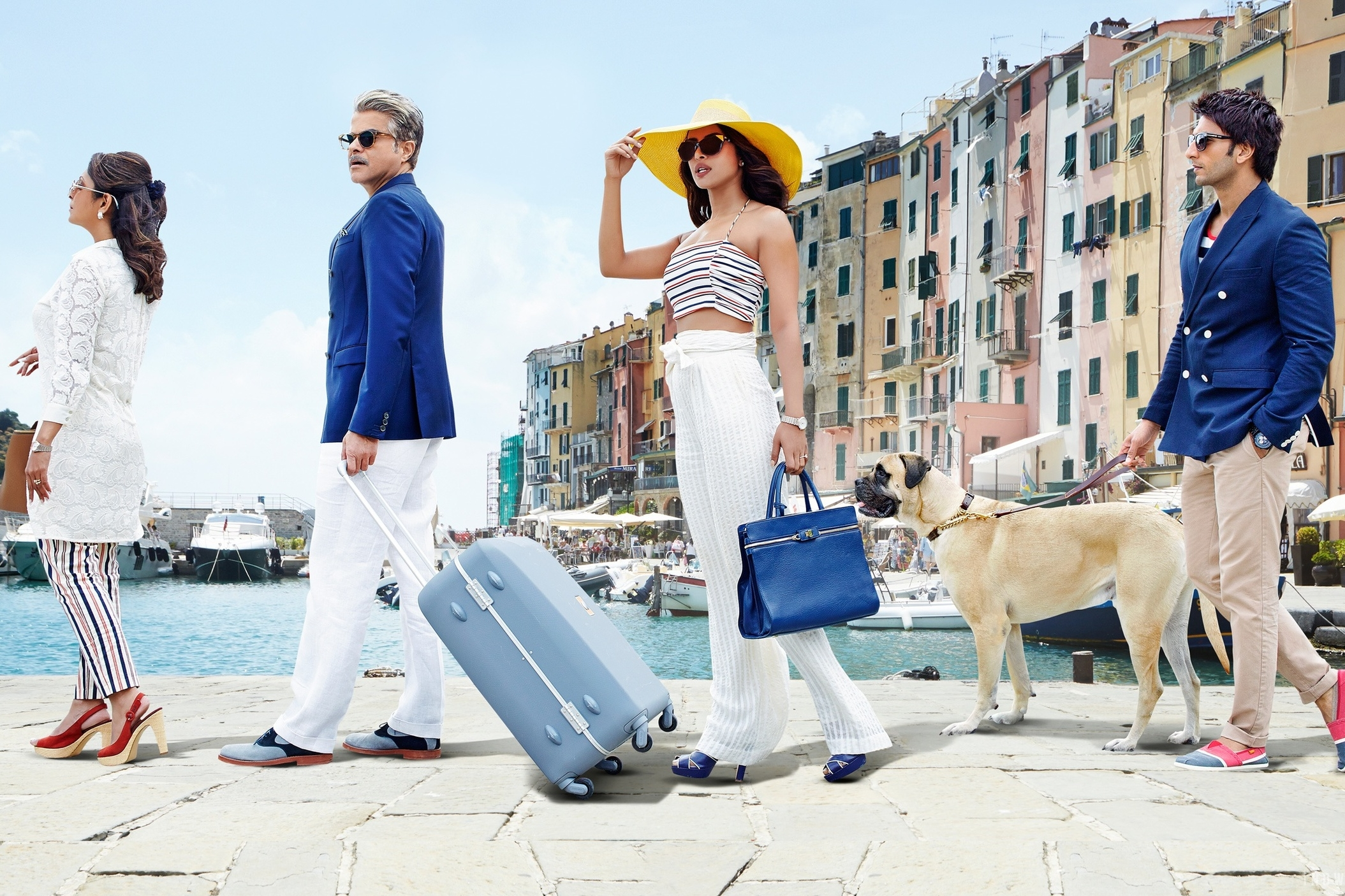 Dil Dhadakne Do  was more than just a film about rich people