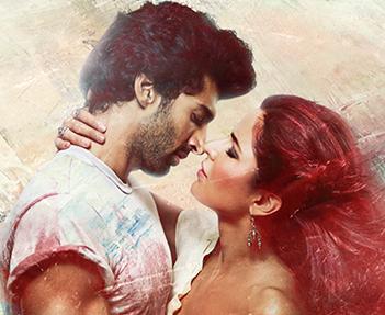 Aditya-Katrina, looking smoking hot in  Fitoor
