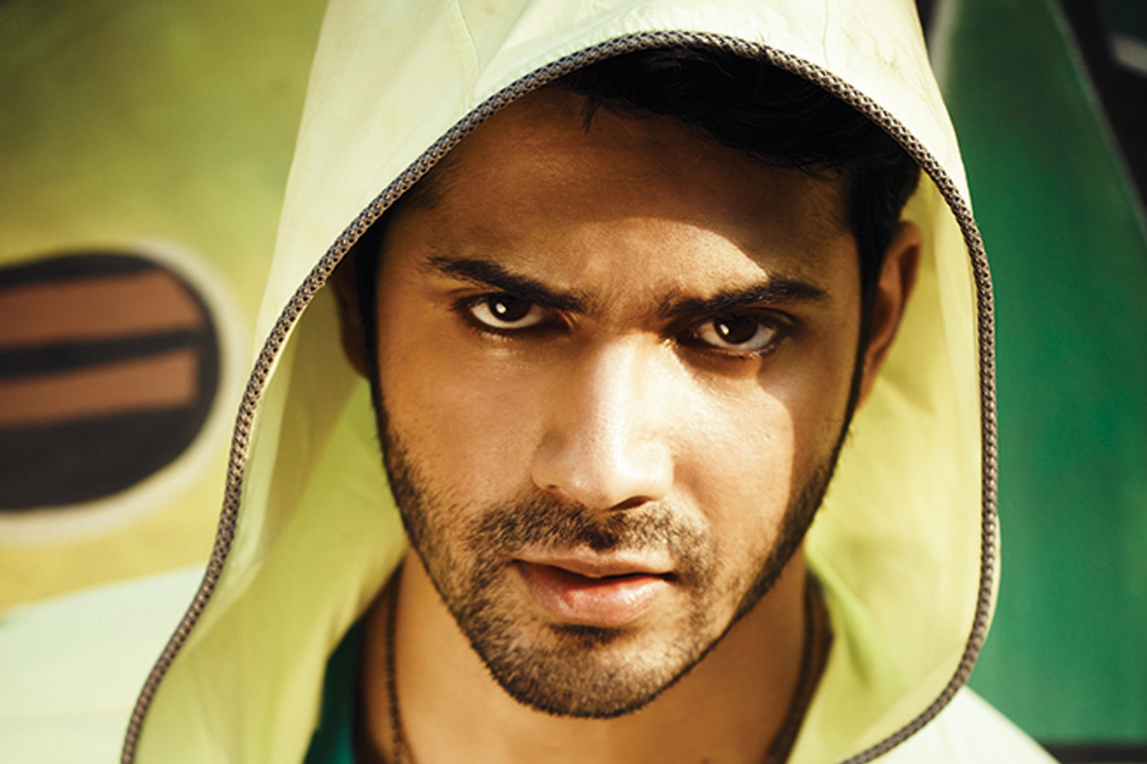 Dhawan has the goods. His cheeky, arrogant pop-star charisma reminds one a young Salman Khan