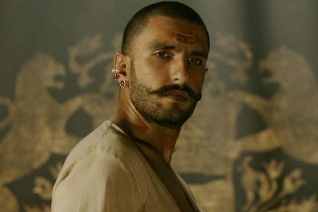 Bajirao Mastani  has won the actor the sort of rapturous acclaim that is rarely directed by serious critics