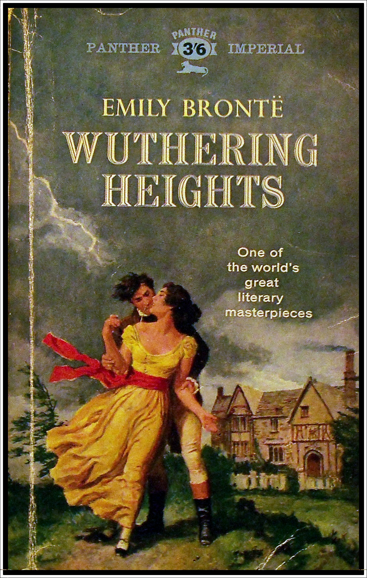 Wuthering Heights  is now widely regarded as a classic of English literature
