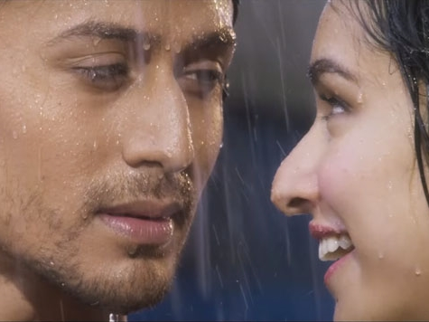 Tiger-Shraddha in  Baaghi