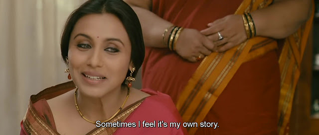 Rani's quirky avatar didn't go down too well
