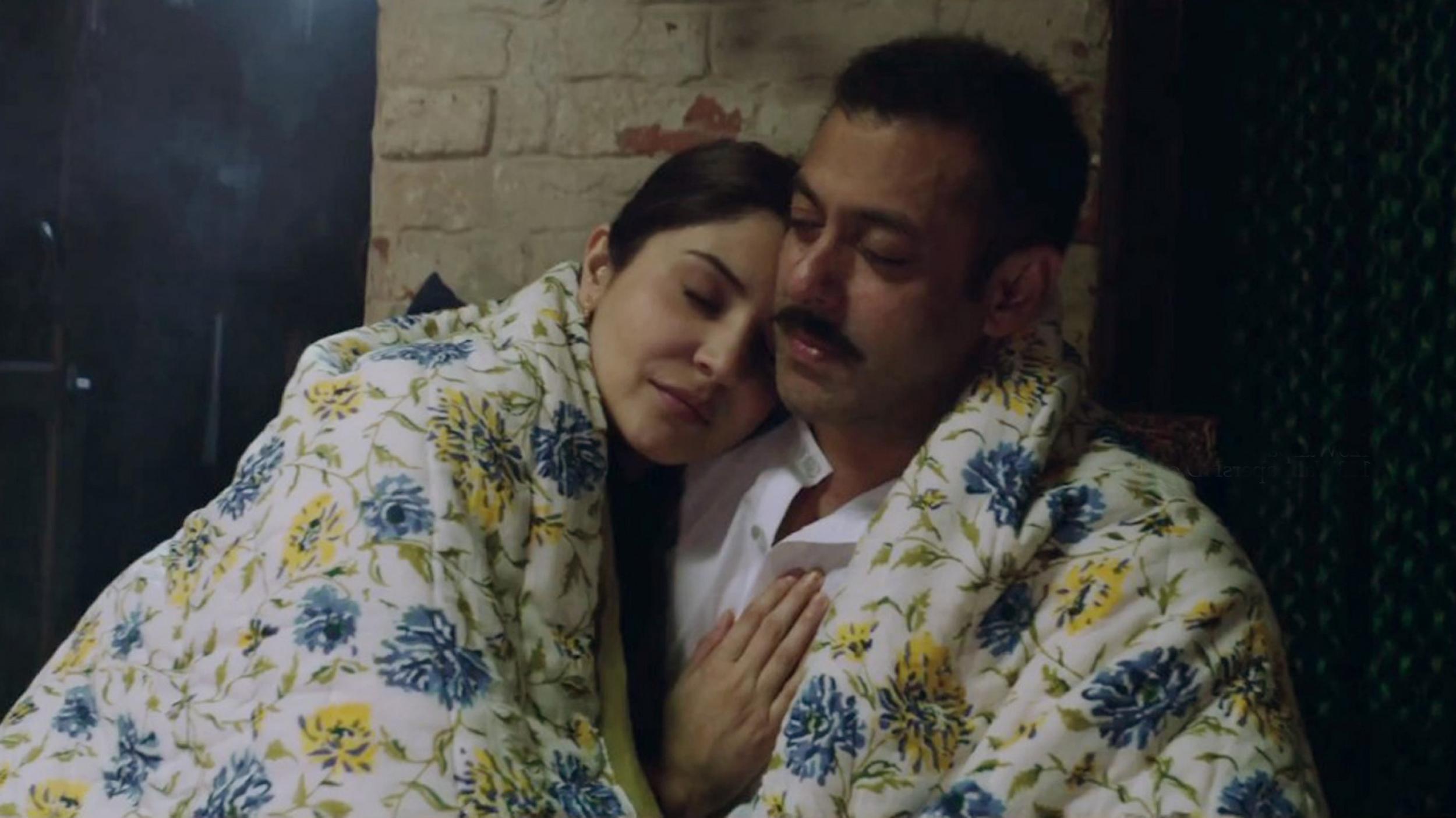 Salman-Anushka in  Sultan