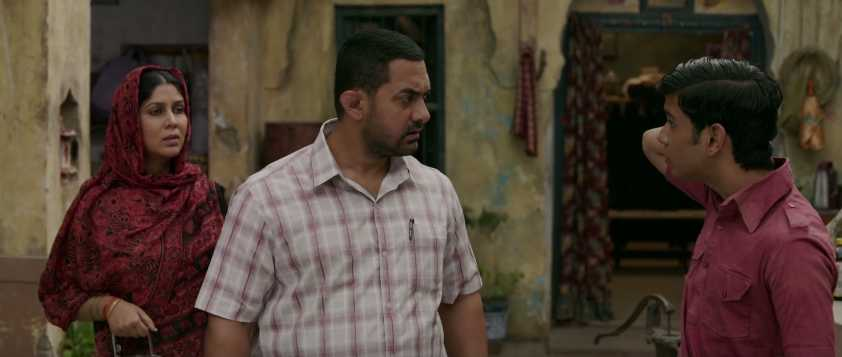Hard-hitting, the trailer of  Dangal  hits all the right notes