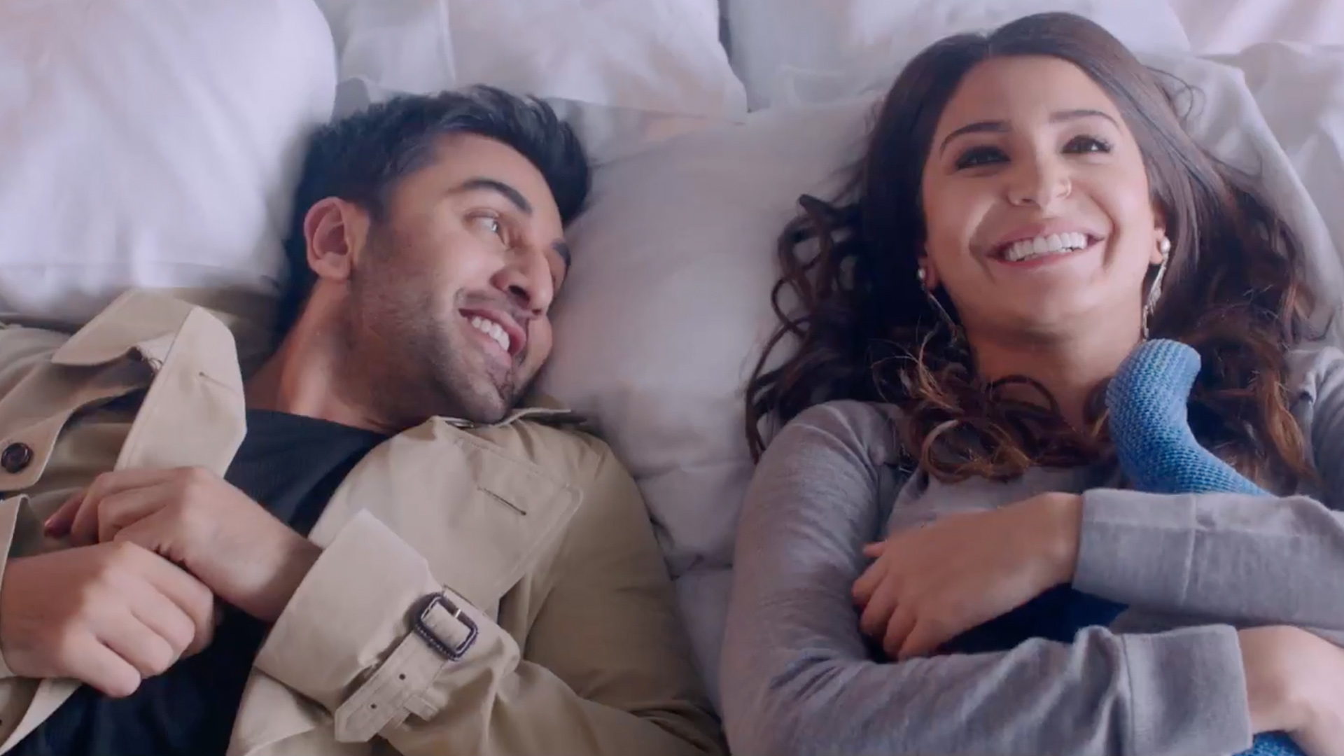 The duo share fire-cracking chemistry in  Ae Dil Hai Mushkil
