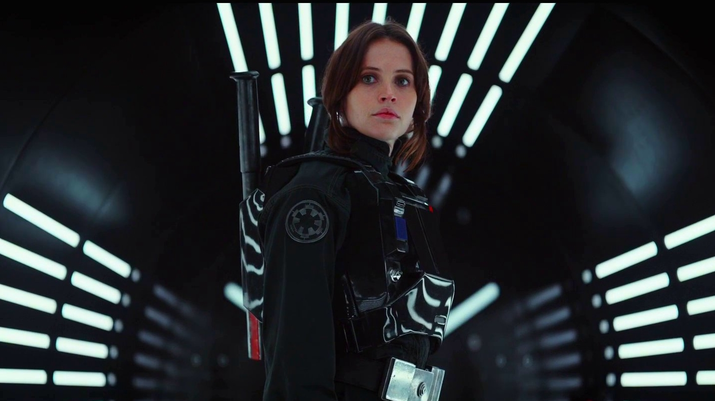 This is the second successive  Star Wars movie with a female lead
