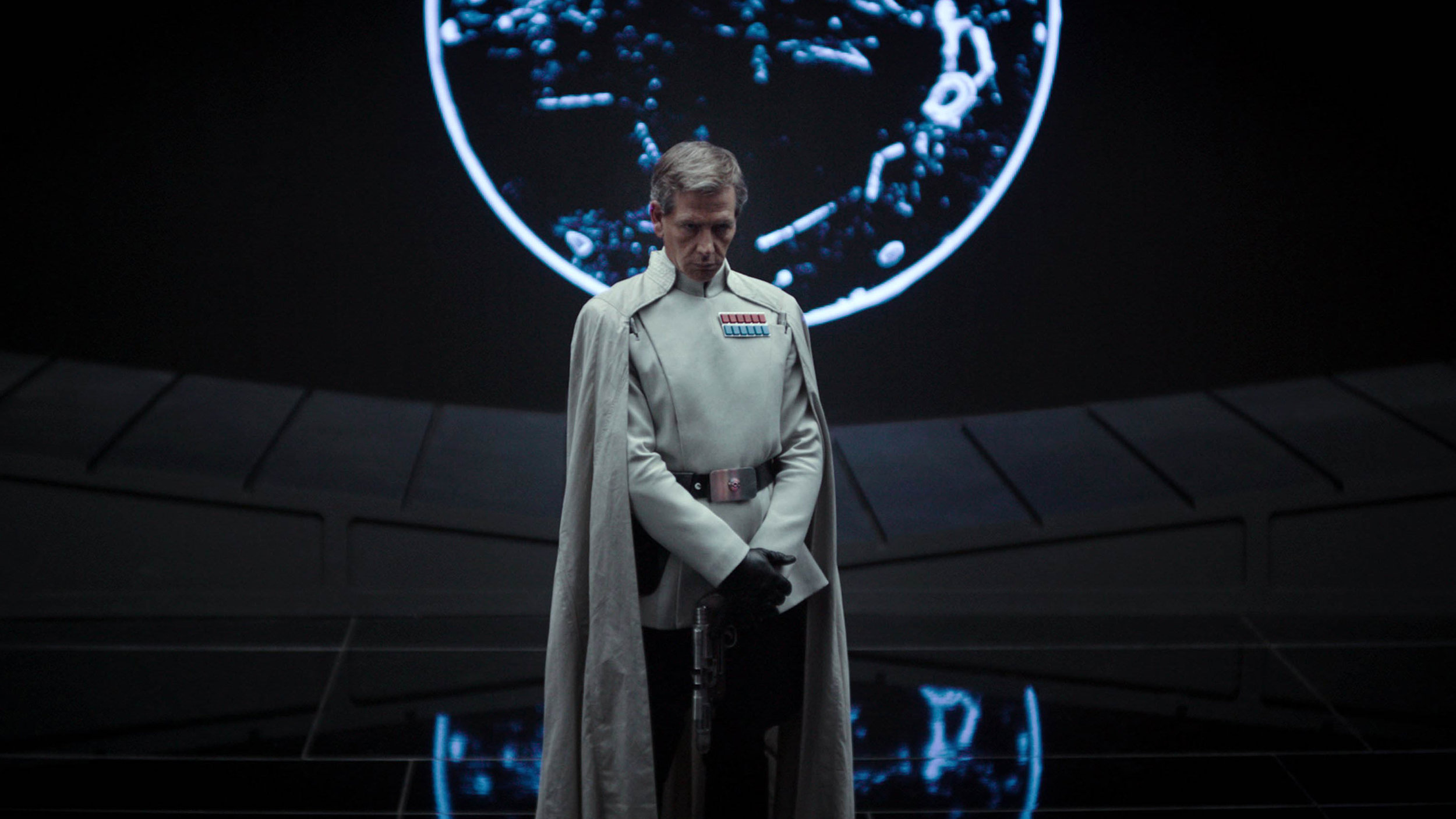Rogue One  is definitely moodier, edgier, darker than its predecessors