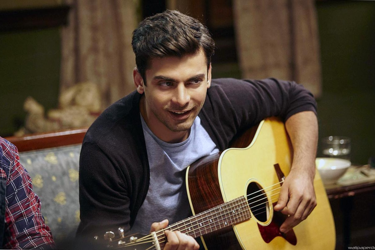 Fawad, the scene stealer in  Kapoor & Sons