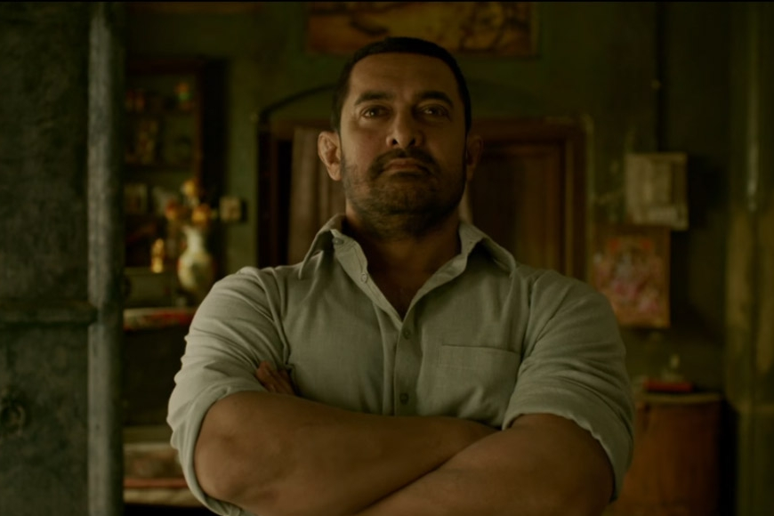 Aamir – pitch perfect as always in the inspiring  Dangal