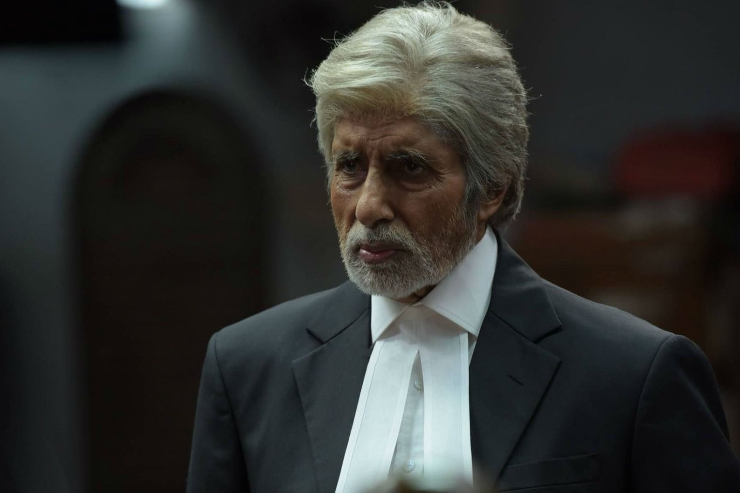 Amitabh – defying age in  Pink