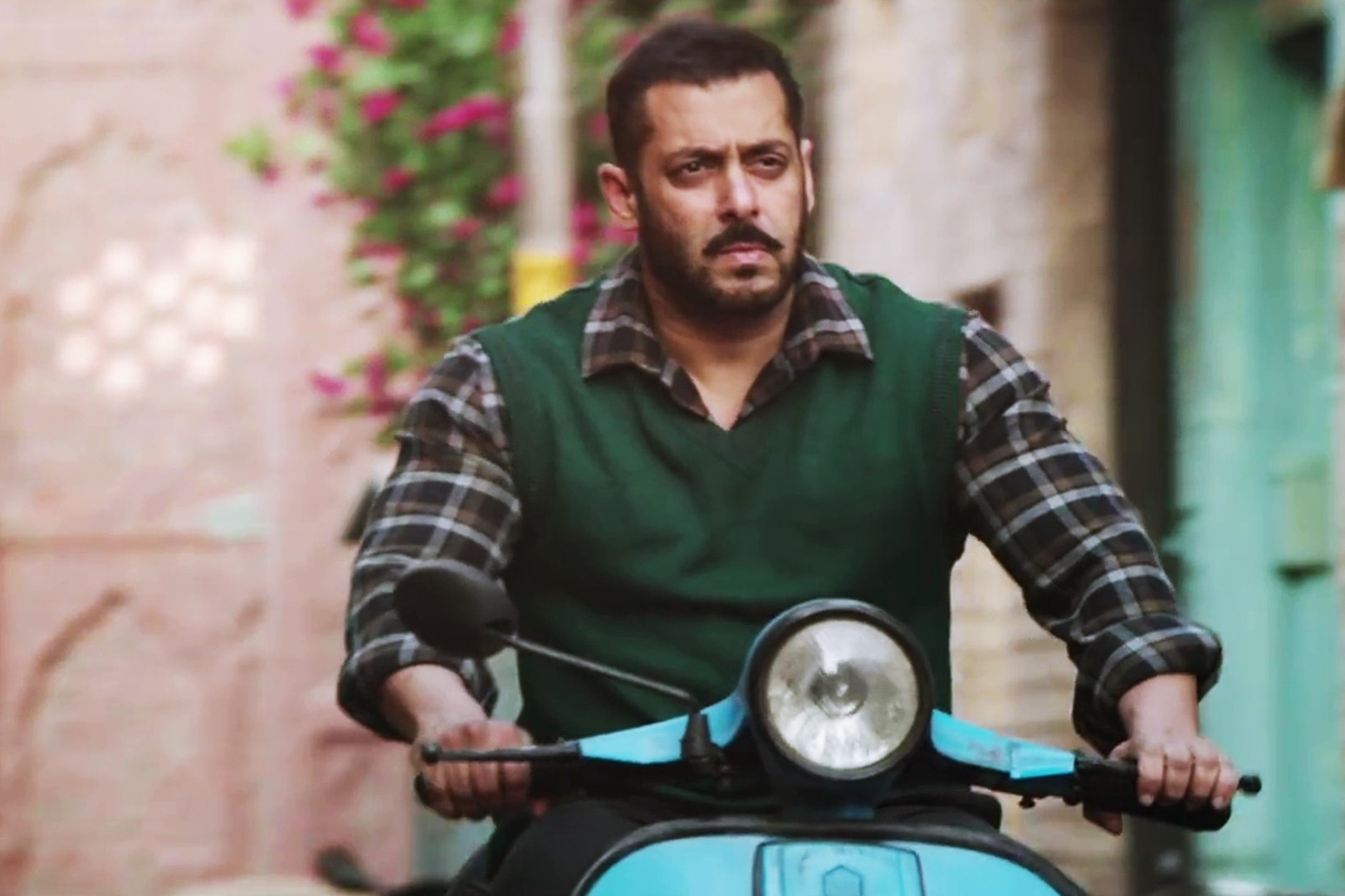 Salman engages in the latter portions of  Sultan