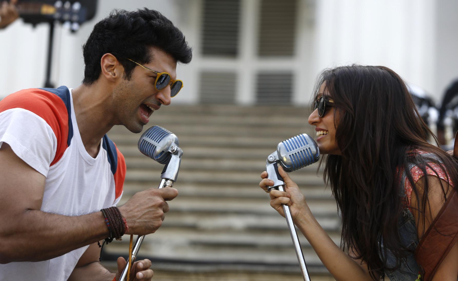 Aditya-Shraddha get their groove on in  OK Jaanu