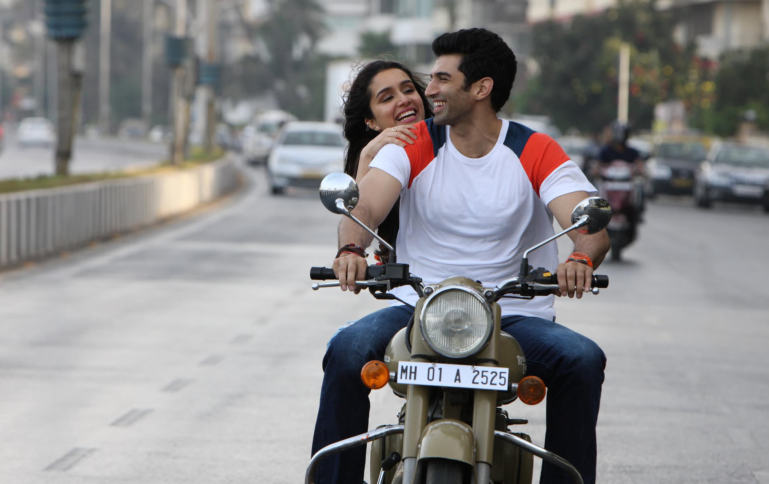 The ride of your life: Aditya–Shraddha in  OK Jaanu