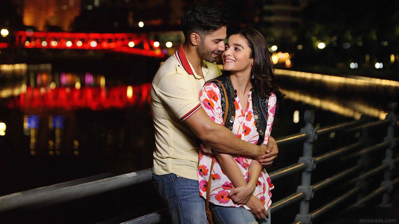 The film benefits from some sparkling moments between Varun and Alia