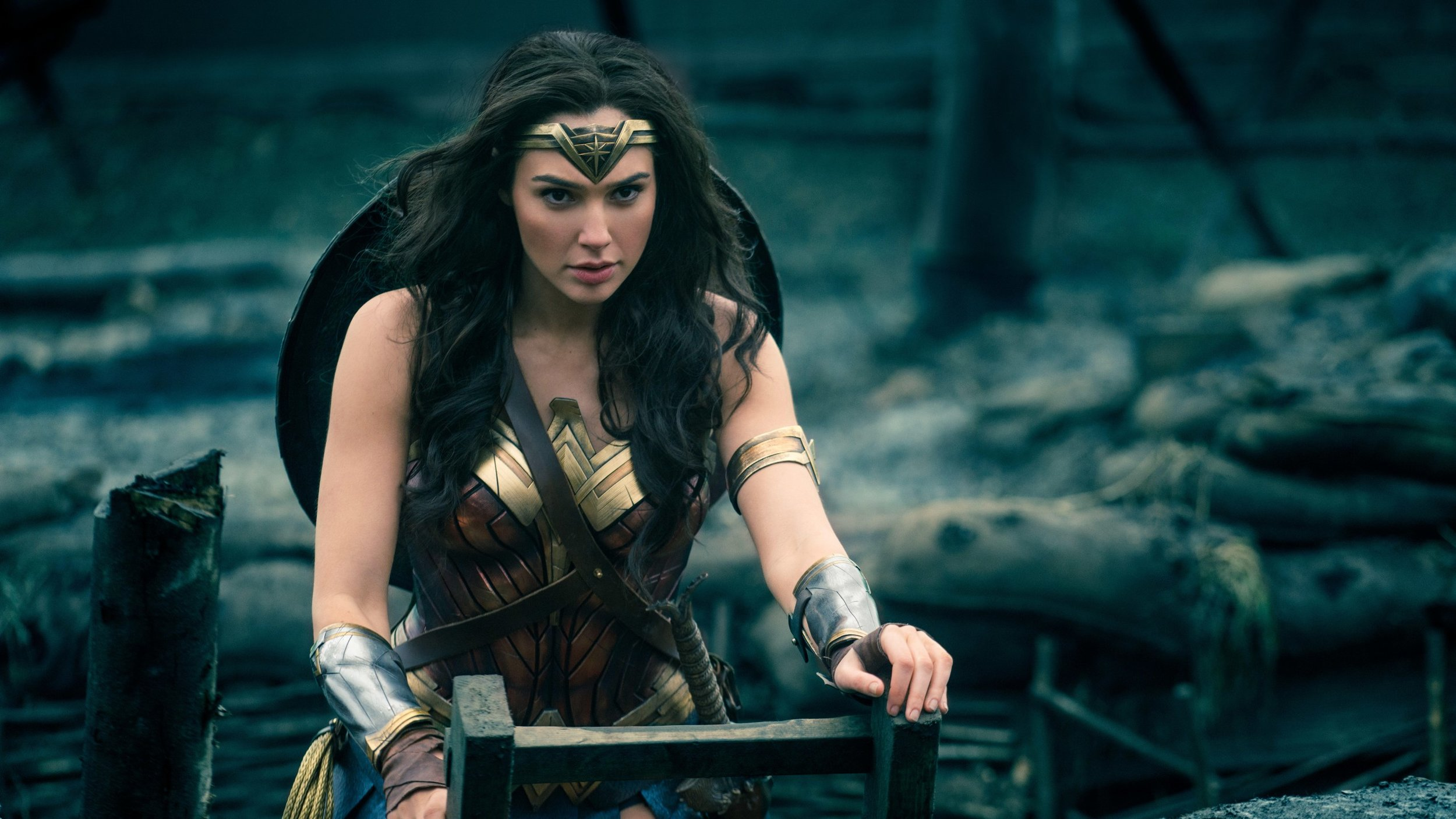 Wonder Woman  is Gadot's ticket to the big league