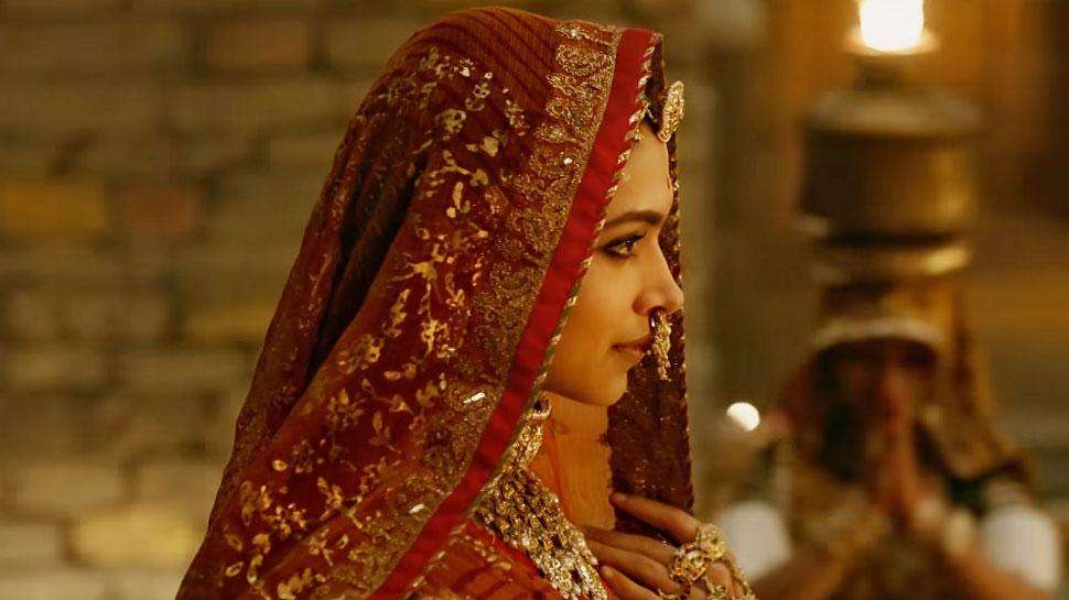 Deepika Padukone in all her splendour in  Padmavati