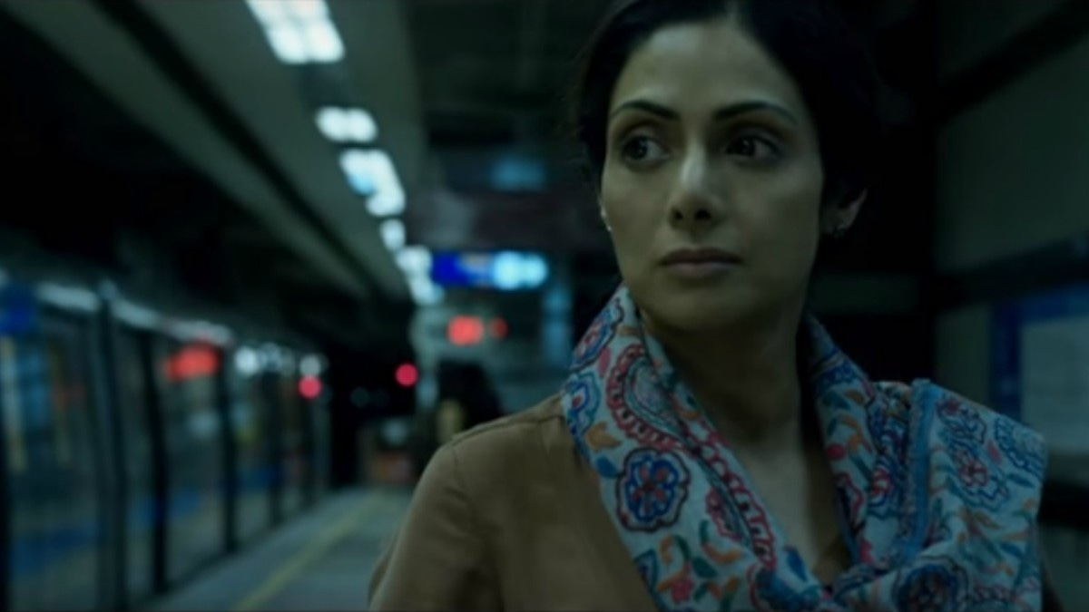 Hell hath no fury like a mother scorned: Sridevi in  Mom