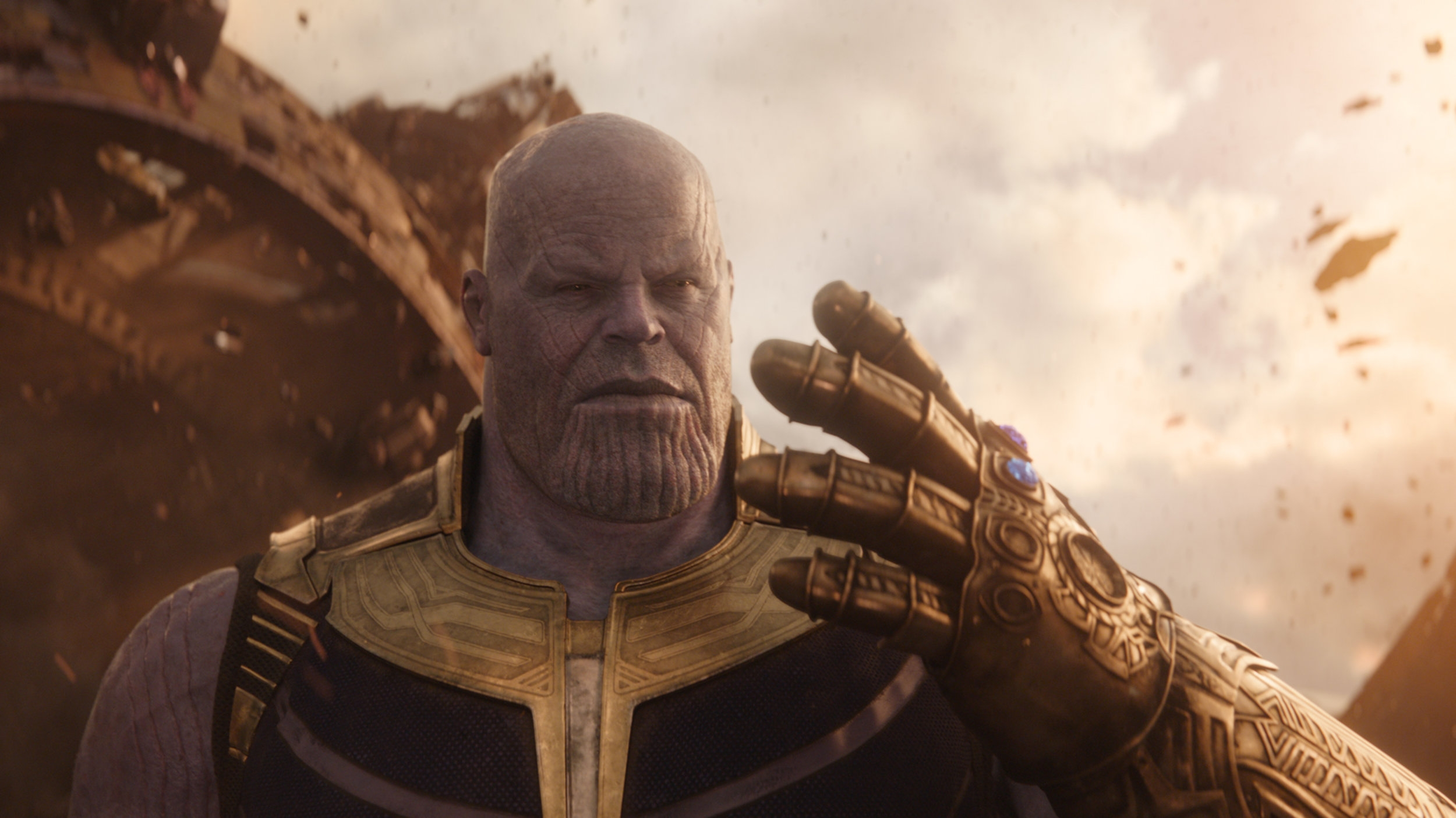 Josh Brolin's Thanos is around whom the film mainly revolves