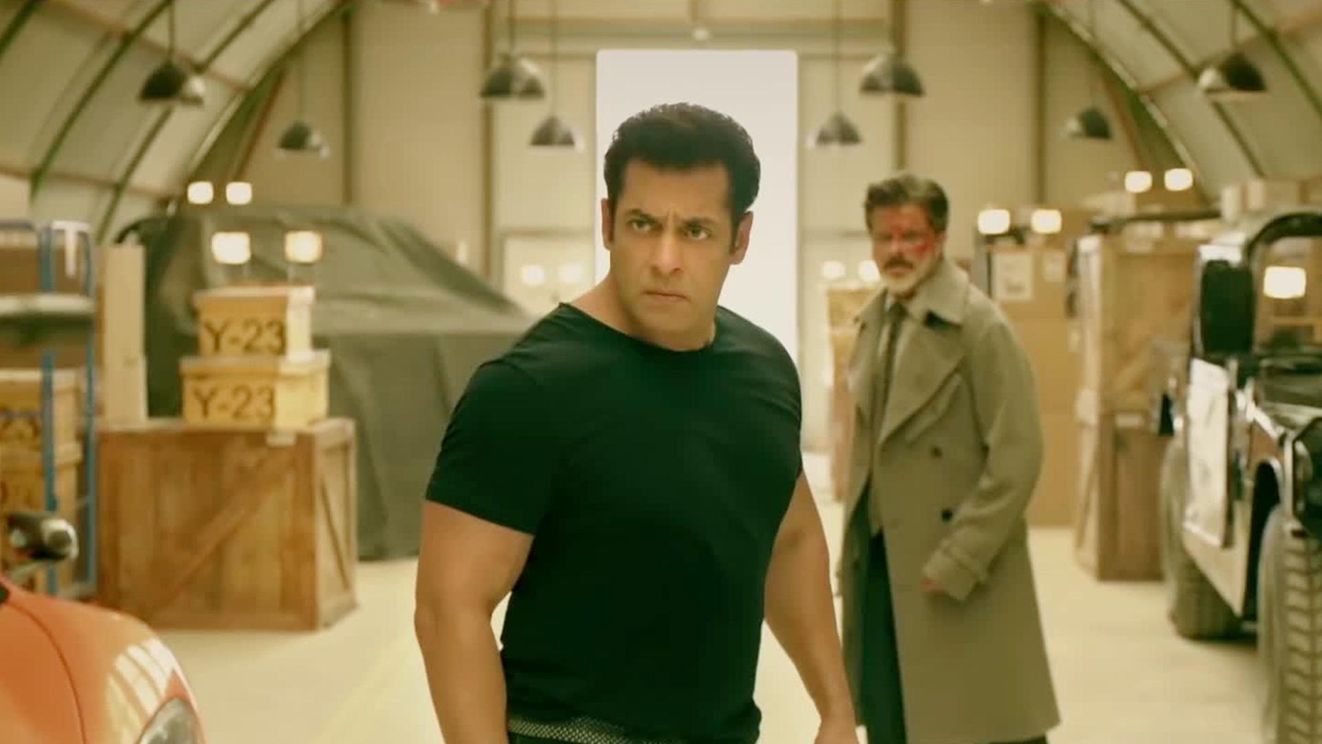 Salman is a letdown and sleepwalks through the part