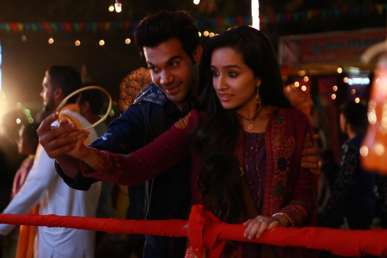 Kapoor with Rao in  Stree