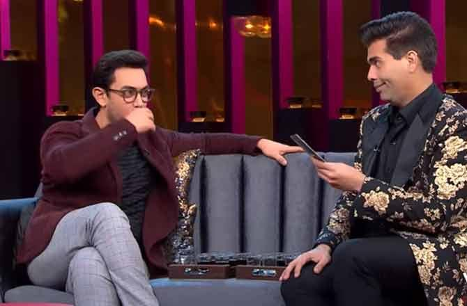 Aamir's candour was refreshing