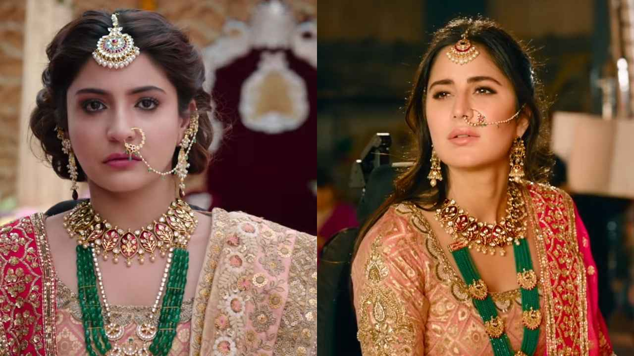The film looks like it will belong to the women Anushka and Katrina in that order