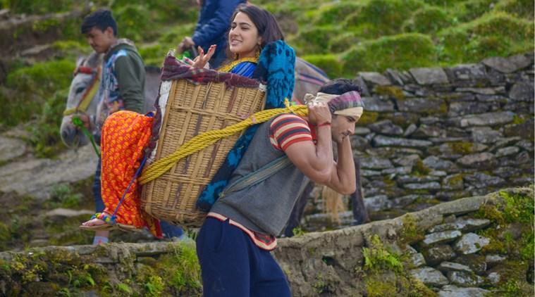 Sara Ali Khan shows amazing range in her debut