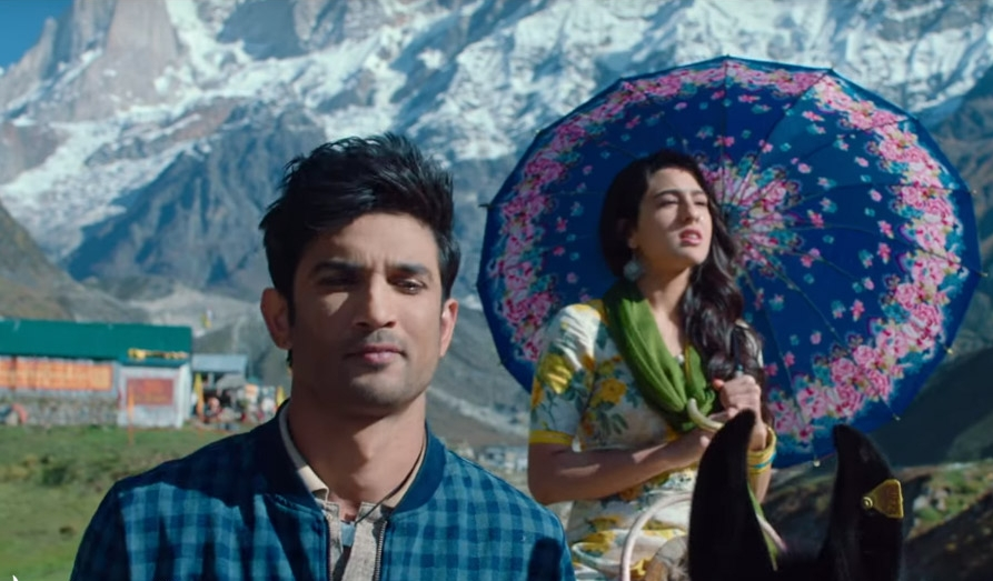Sushant-Sara make for a surprisingly likeable on screen couple