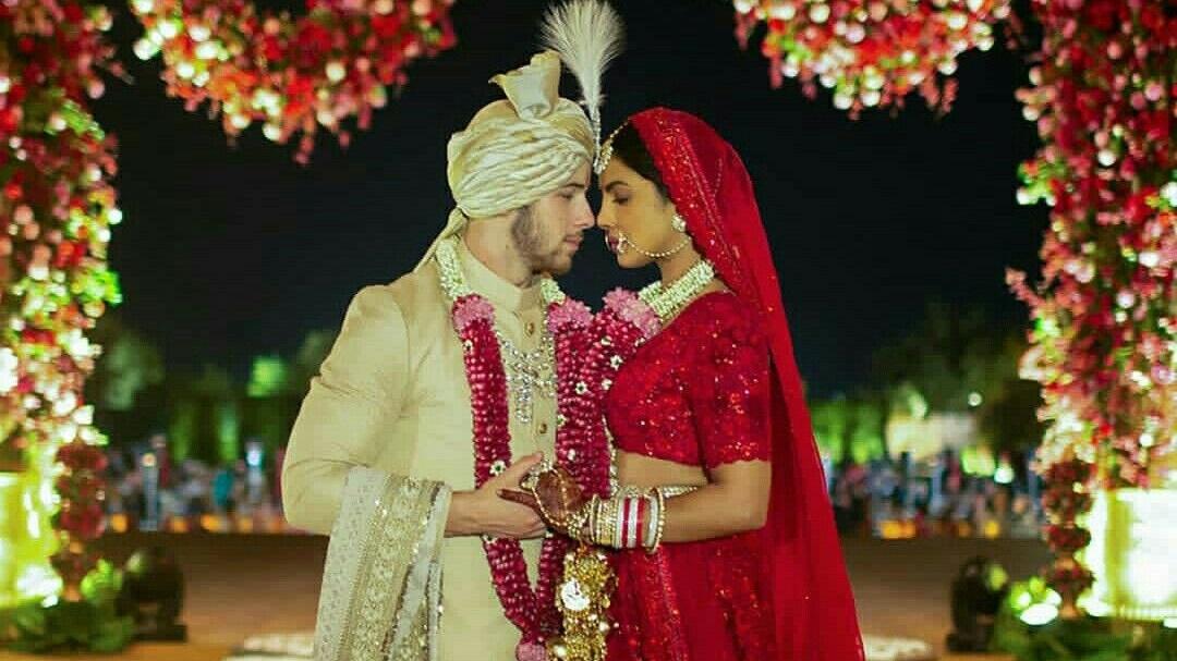 Nick Jonas & Priyanka Chopra went all out for their wedding