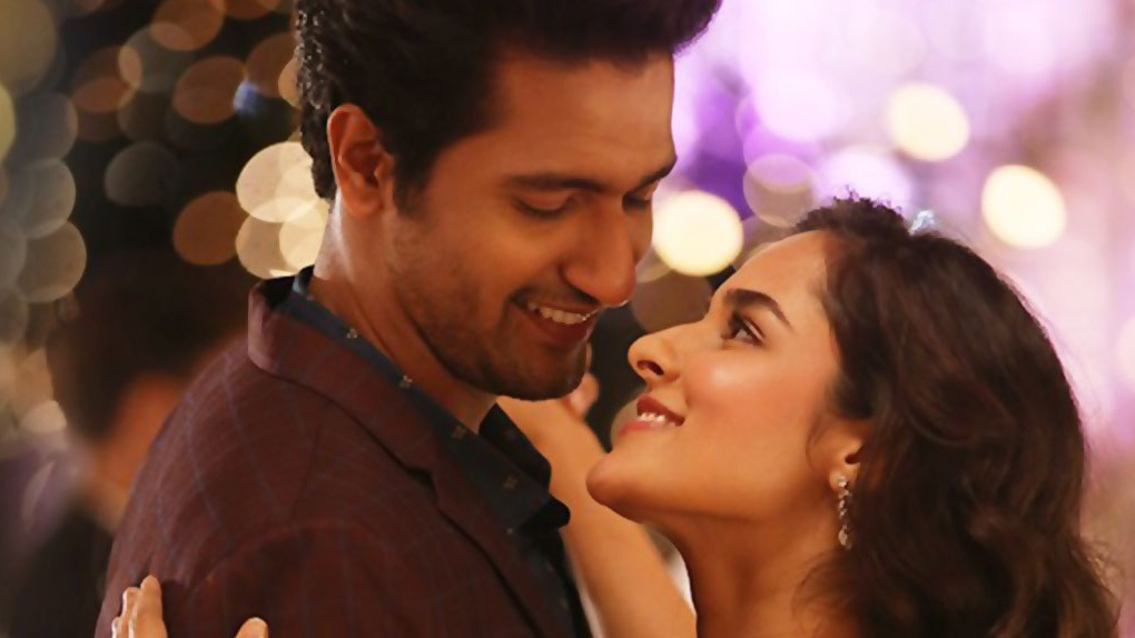Vicky Kaushal and Angira Dhar are warm and sexy in  Love Per Square Foot