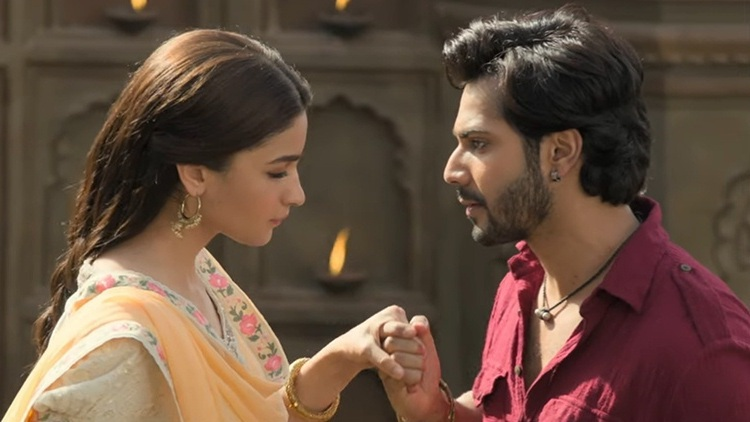 Varun Dhawan and Alia Bhatt's chemistry is woefully wasted in  Kalank