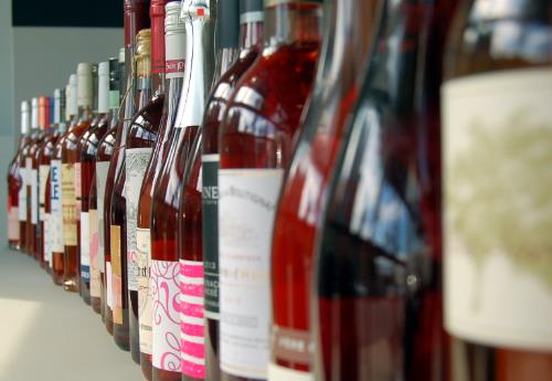 Rosé Selections — Social Wines — A Boston Wine, Craft Beer