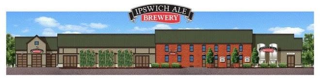 Ipswich Ale Brewery Rendering