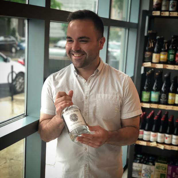 Our Beer & Spirits Director, Pete Waite