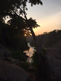 Kalagala Falls. Ah-mazing.
