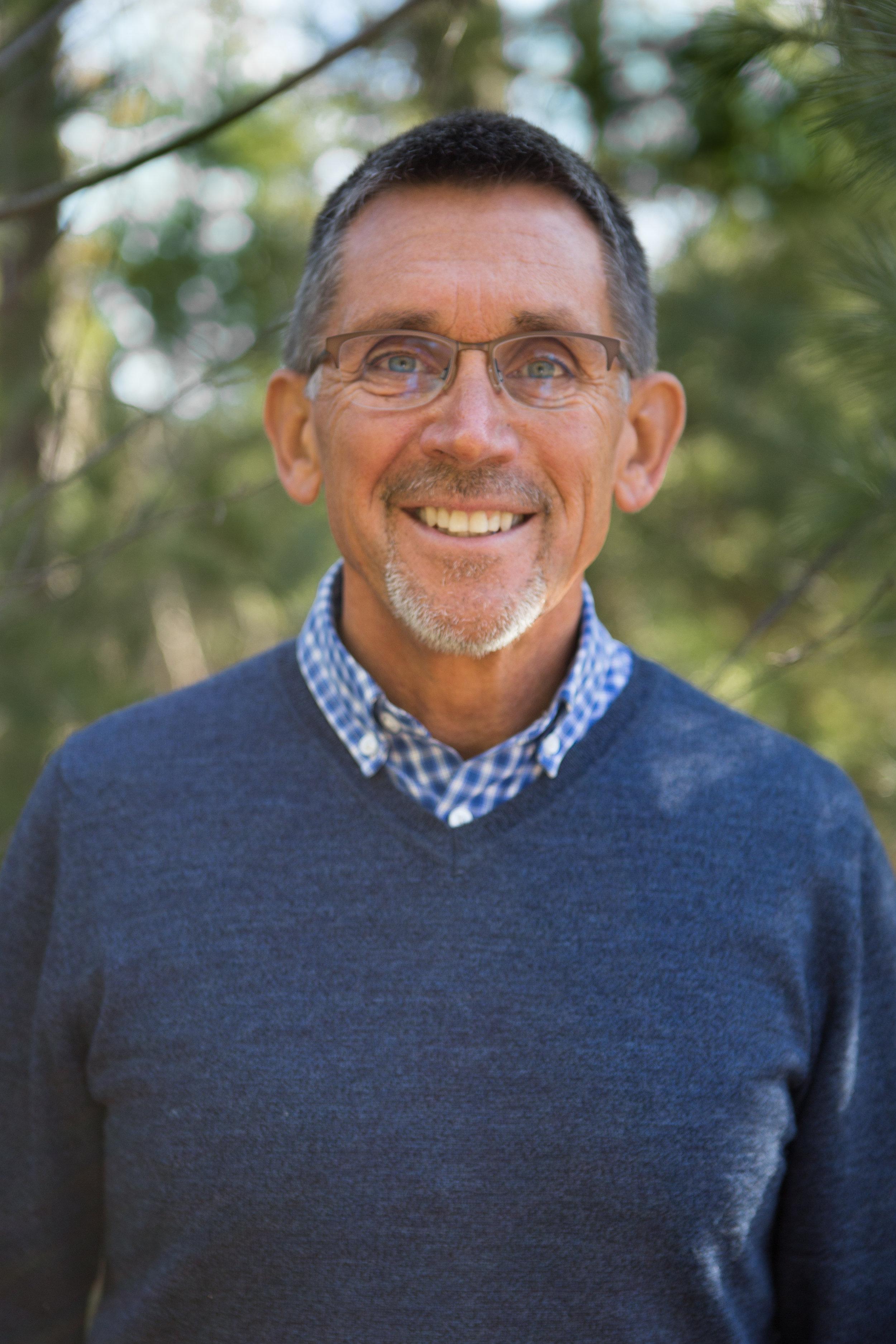 Brian Berg Senior Pastor  email