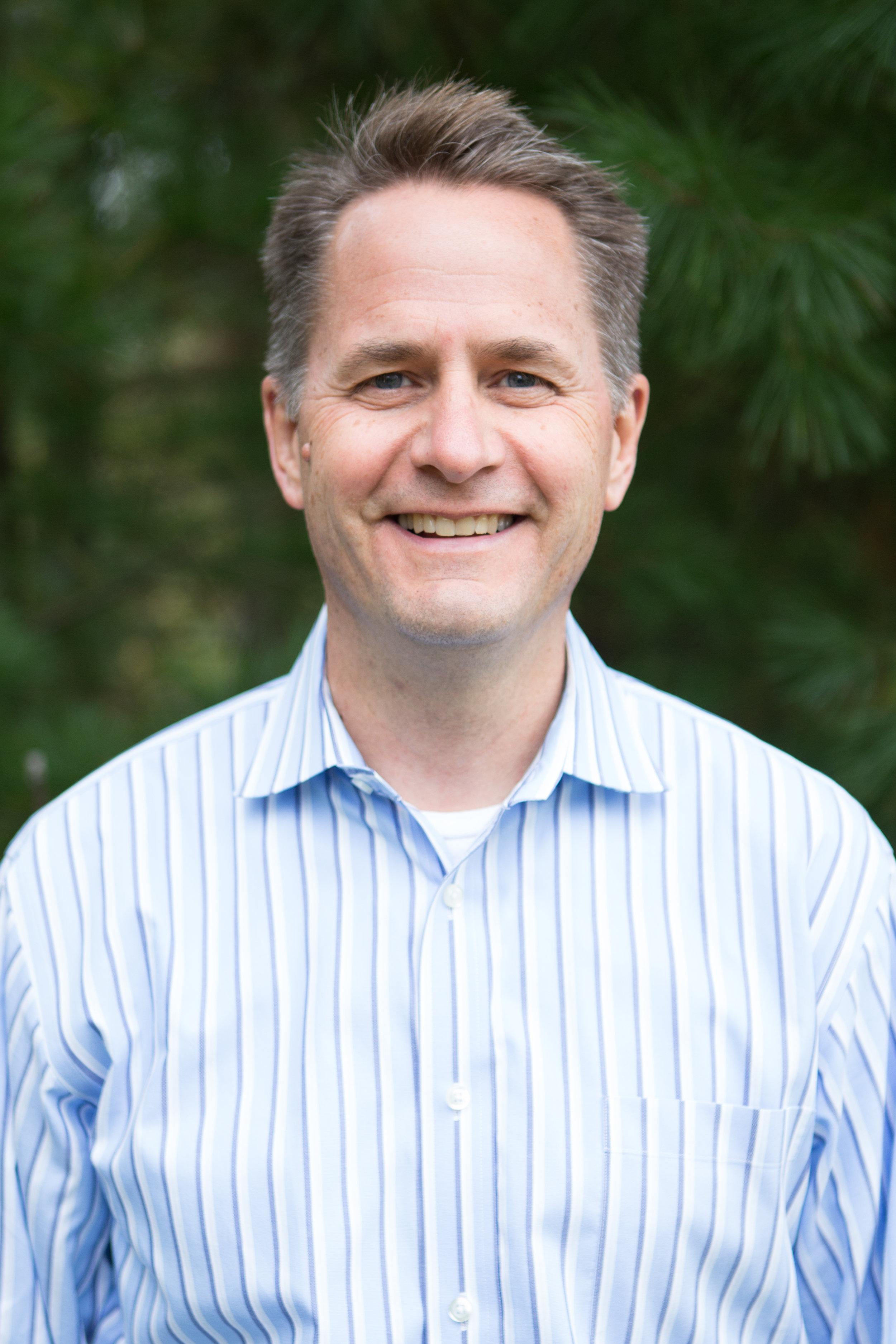 David Hansen Executive Pastor  email