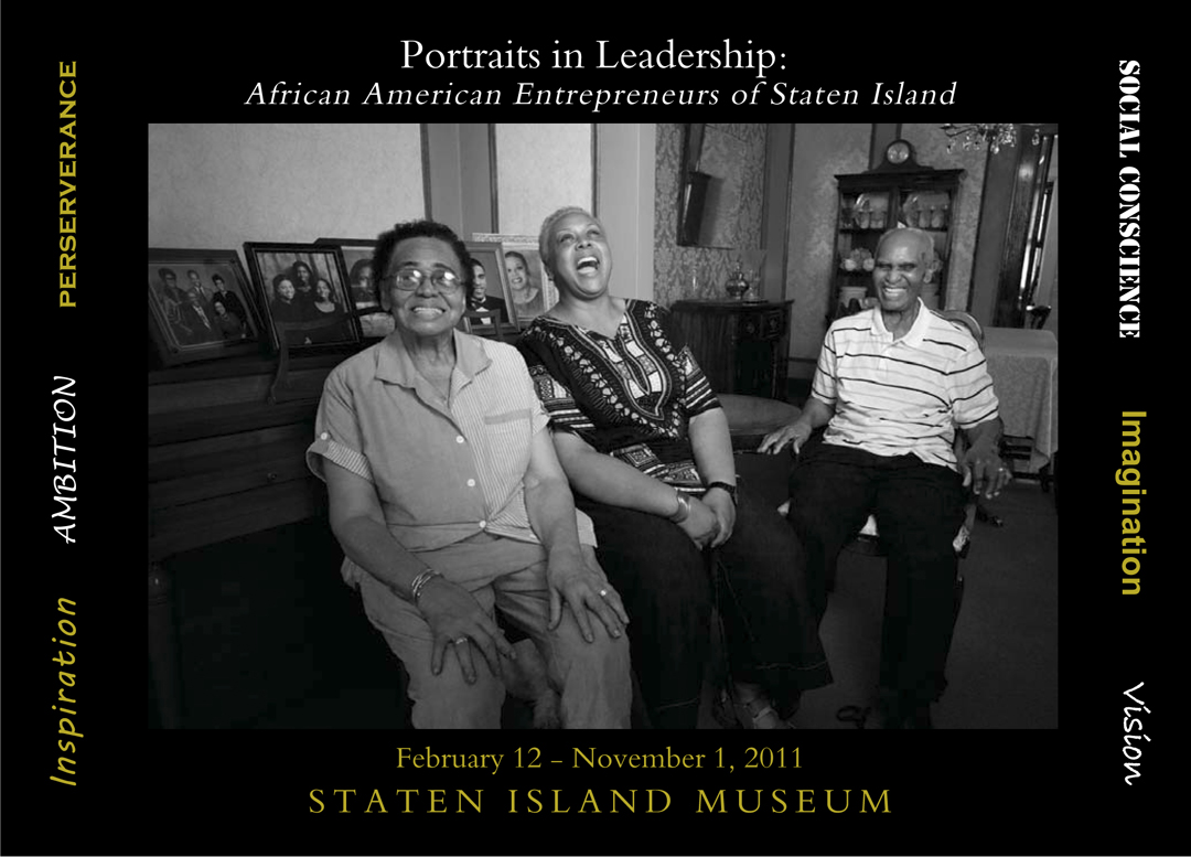 PORTRAITS IN LEADERSHIP S.I. MUSEUM