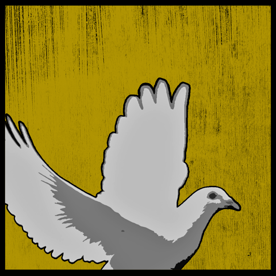 The Dove - Jesus our Baptizer with the Holy Spirit