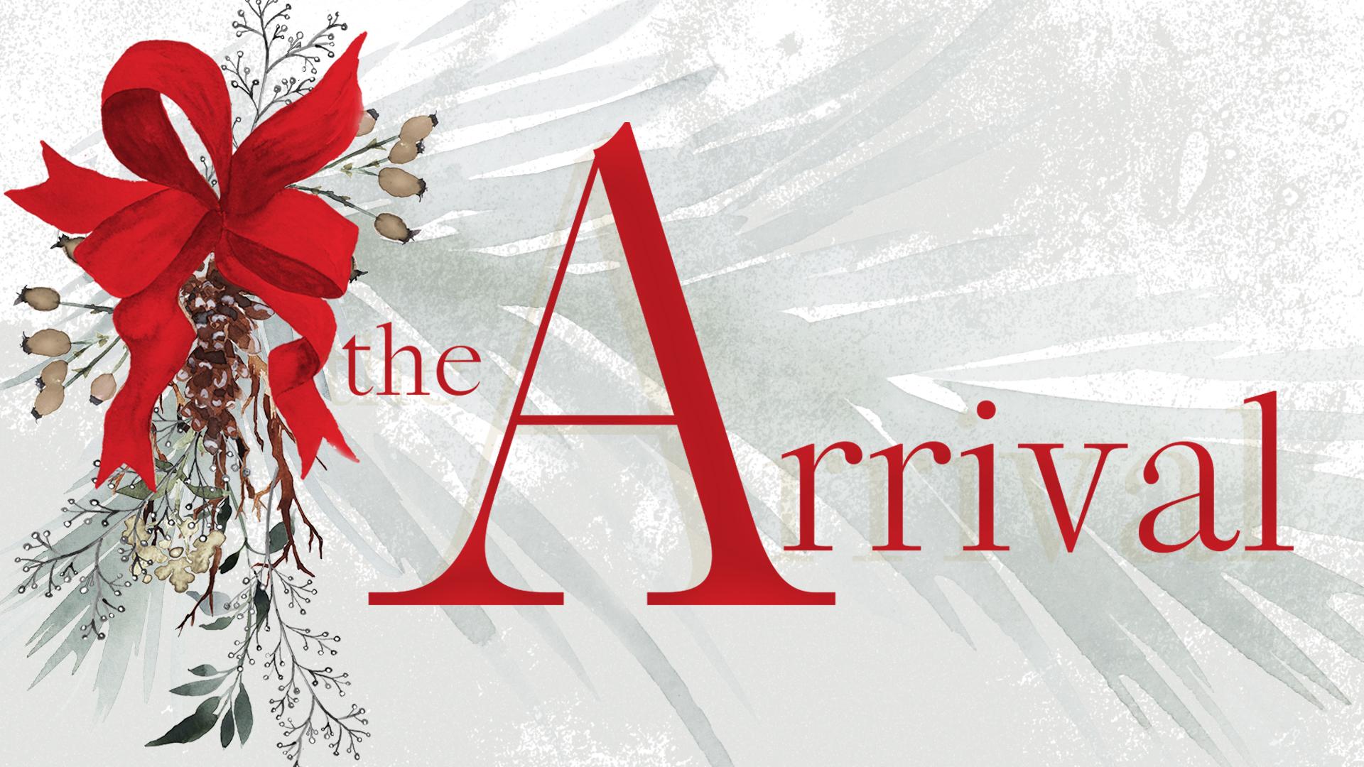 The Arrival Title Slide.jpg