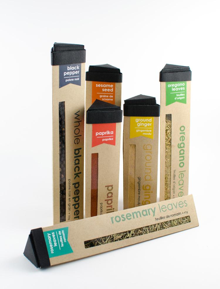 McCormick Spice Packaging — Bunderfost Creative