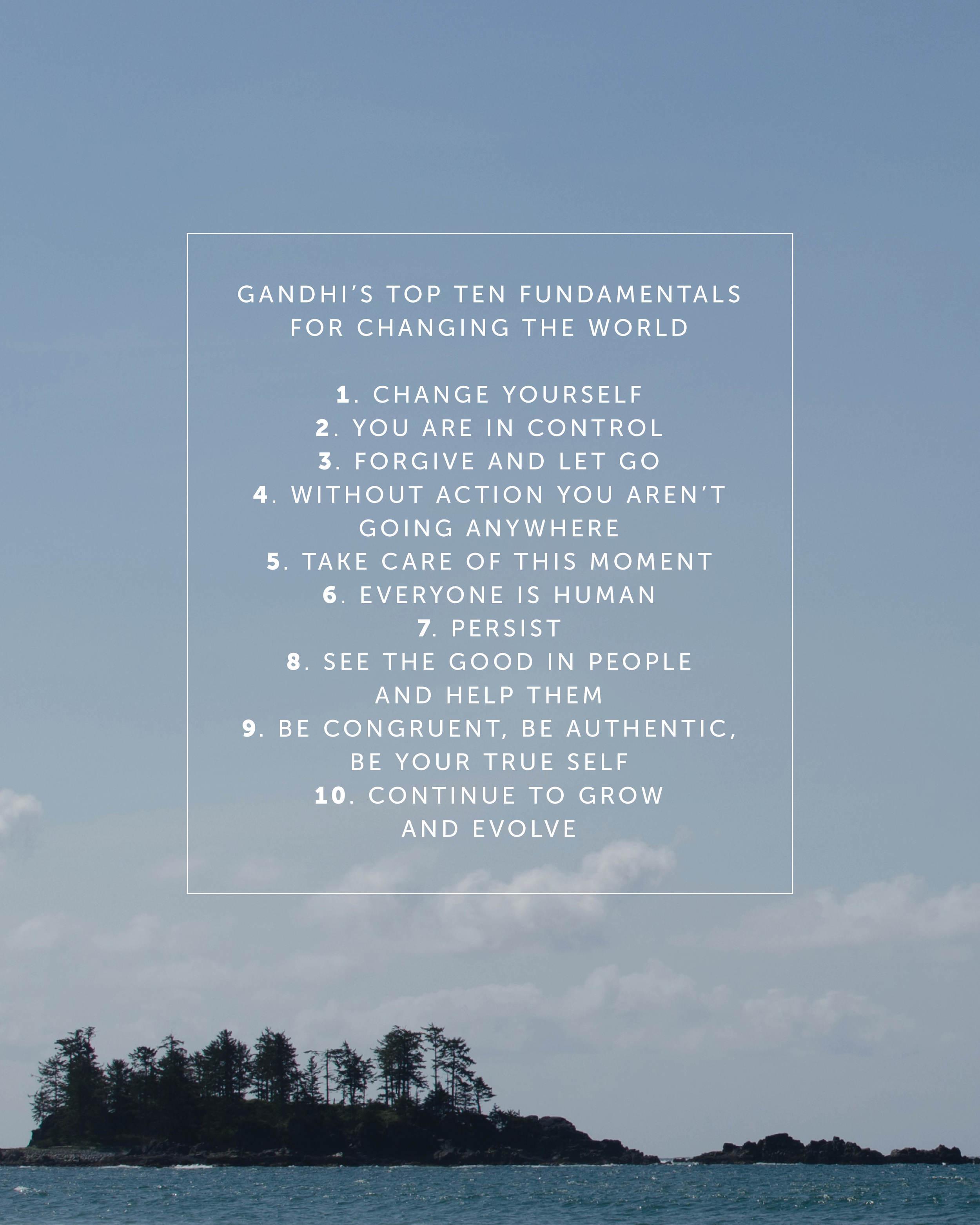 gandhifundamentals