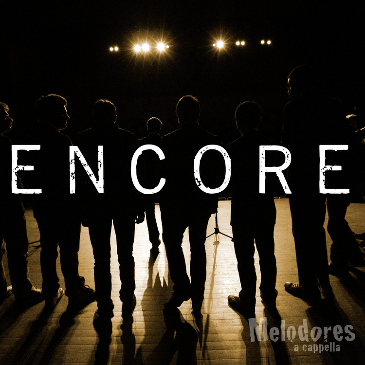 """Encore"" is a full-length contemporary a cappella album I produced for the Vanderbilt Melodores. Click here to buy it."